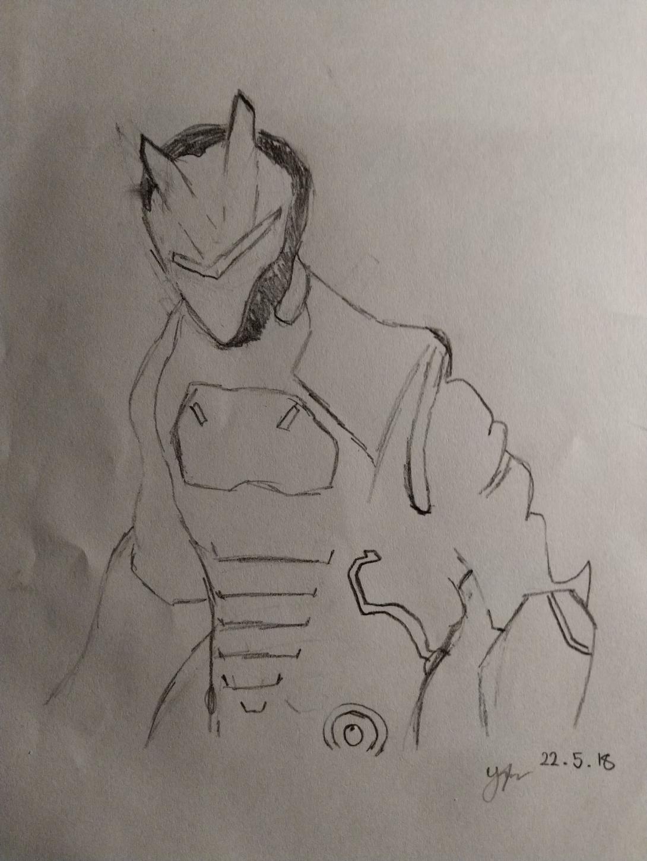 Omega Max Armour
