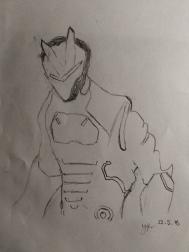 Omega - Max Armour - Fortnite