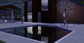 LED Light Up Pool